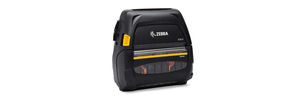 Zebra ZQ521 impresora de etiquetas Térmica directa 203 x 203 DPI Inalámbrico y alámbrico