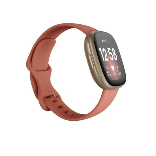 Fitbit Versa 3 AMOLED Gold GPS (satellite)