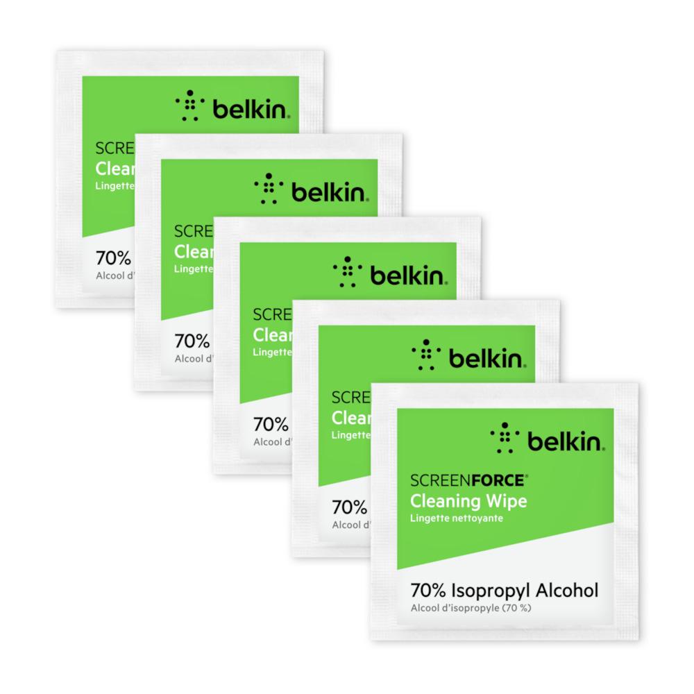 Belkin SCREENFORCE 75 pieza(s)