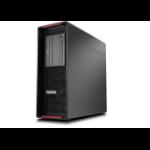 Lenovo ThinkStation P510 3.6GHz E5-1650V4 Tower Black