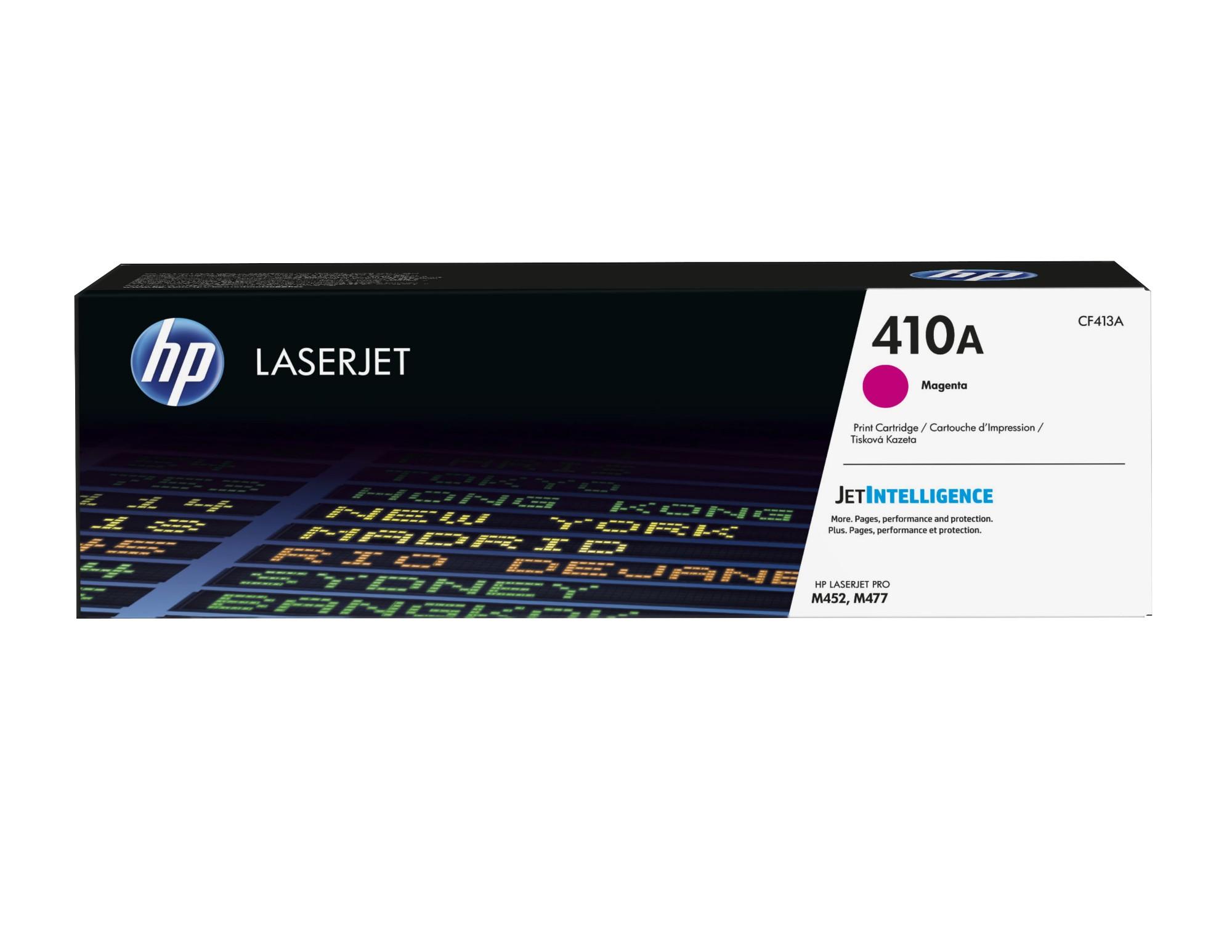 HP CF413A (410A) Toner magenta, 2.3K pages