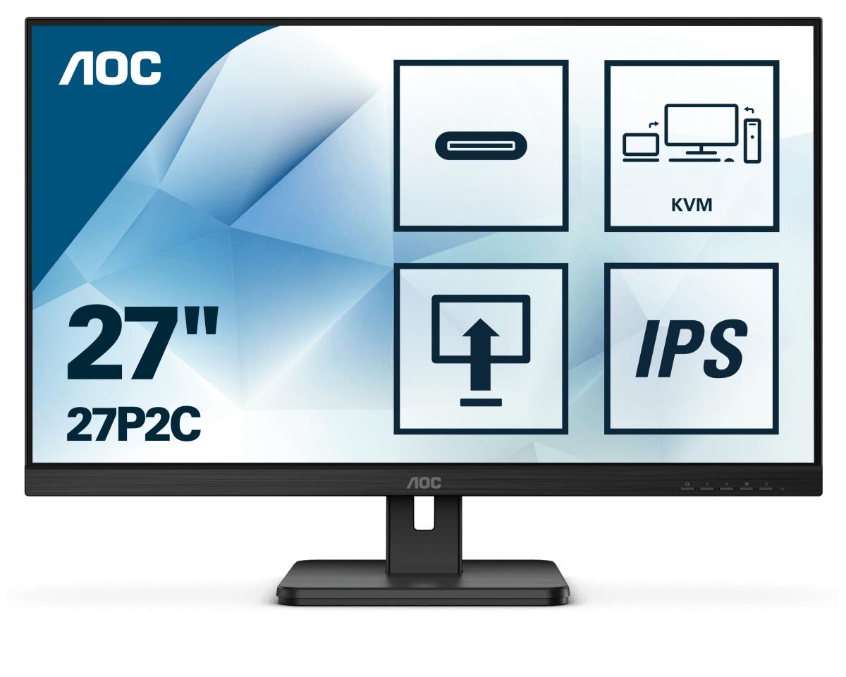 AOC 27P2C LED display 68.6 cm (27