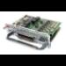 Cisco High Density Analog/Digital Extension Module RJ-21 voice network module