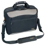 """Targus TCG400 16"""" Briefcase Black,Silver notebook case"""