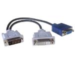 Computer Gear 26-1511 cable splitter/combiner Black,Blue,White