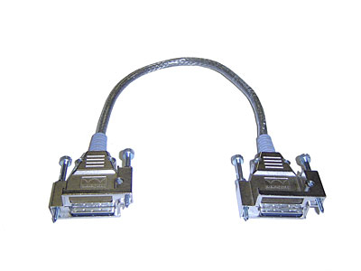 Cisco 3750X Stack netwerkkabel 0,3 m Zwart