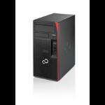 Fujitsu ESPRIMO P957/E94+ 3.6GHz i7-7700 Tower Black, Red PC