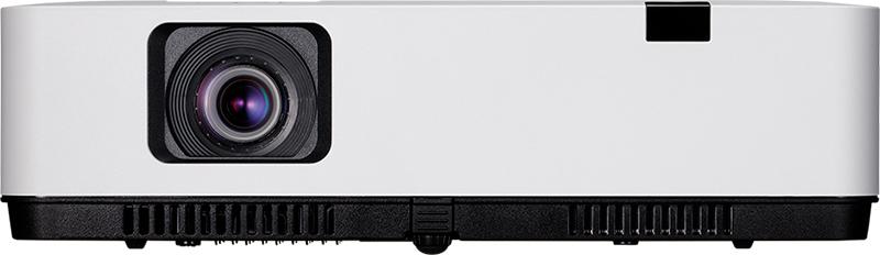 Canon LV X350 videoproyector 3500 lúmenes ANSI LCD XGA (1024x768) Proyector portátil Negro, Blanco