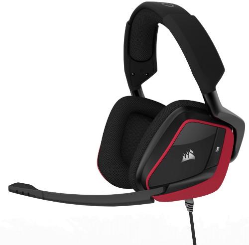 Corsair VOID PRO Surround Premium Binaural Head-band Red