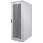 "Intellinet 19"" Server Cabinet, 42U, 2033 (h) x 600 (w) x 1000 (d) mm, IP20-rated housing, Max 1500kg, Flatpack, Grey"