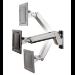 "Ergotron Interactive Arm, HD 139,7 cm (55"") Aluminio"