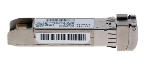Cisco SFP-10G-SR= network media converter 850 nm