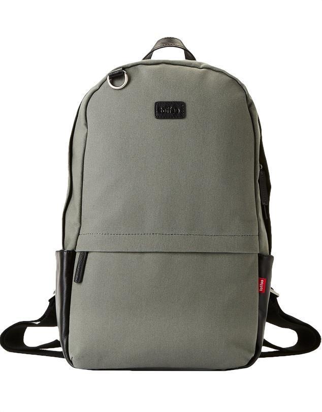 """Toffee Berlin Backpack for 13"""" Messenger Shoulder Bags Khaki"""