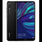 """Huawei Y7 2019 15.9 cm (6.26"""") 3 GB 32 GB Dual SIM 4G Micro-USB Black Android 8.1 4000 mAh"""