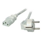 Microconnect PE010418G power cable Grey 1.8 m