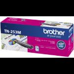 Brother TN-253M Magenta Toner Cartridge to Suit -  HL-3230CDW/3270CDW/DCP-L3015CDW/MFC-L3745CDW/L3750CDW/L37
