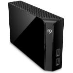 Seagate Backup Plus Hub 4000GB Black external hard drive