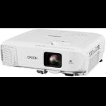 Epson EB-2042 data projector 4400 ANSI lumens 3LCD XGA (1024x768) Desktop projector White