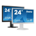 "iiyama ProLite B2480HS-W2 23.6"" Full HD TN White LED display"