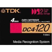 TDK DC4-120 blank data tape DDS 4 mm
