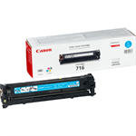 Canon 1979B002 (716C) Toner cyan, 1.5K pages @ 5% coverage