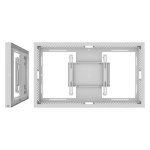 """SMS Smart Media Solutions 49L/P CASING WALL G1 WH WHITE RAL9016 124.5 cm (49"""")"""