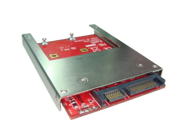 Shintaro SHN ENC MSATA-SATA-SSD-INT-SHMSATASV2
