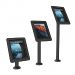 "Maclocks Rise Executive 9.7"" Black tablet security enclosure"