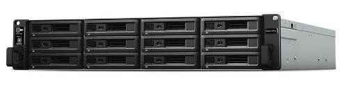 Synology RackStation RS3617RPxs NAS Rack (2U) Ethernet LAN Black, Grey