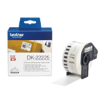 Brother DK-22225 P-Touch Etikettes, 38mm x 30,48m
