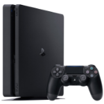Sony PS4 Slim 500GB Black Wi-Fi
