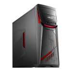 ASUS ROG G11CD-KUK034T 3GHz i5-7400 Tower Grey PC