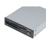 Akasa AK-ICR-11 card reader Internal USB 2.0