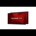 "Viewsonic VG2453_H2 Digital signage flat panel 24"" LED Full HD Black signage display"