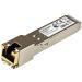 StarTech.com Módulo Transceptor SFP Compatible con HP JD089B - 10/100/1000BASE-TX