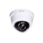 D-LINK 2.0MP FHD DOME IP CAMERA WITH IR DAY & NIGHT VANDAL PROOF 1920X1080 MAX