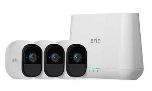 Arlo Pro IP security camera Indoor & outdoor Cube Desk/Wall 1280 x 720 pixels