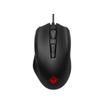 HP OMEN 400 mouse USB Optical 5000 DPI Ambidextrous