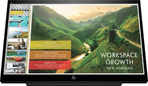 HP EliteDisplay S14 LED display 35.6 cm (14