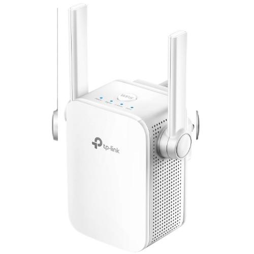 TP-LINK RE305 network extender Network transmitter White