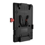 Hedbox V Lock Mount w/1xUSB 5.1v/2.1A & 3x D-Tap 14.8v/5A + 1x 12v/50W Push Pull FGG 1B.304 Male