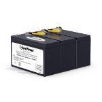 CyberPower RB1270X3A UPS battery Sealed Lead Acid (VRLA) 12 V 7 Ah