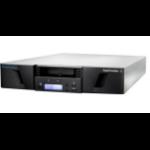 Quantum SuperLoader 3 LTO-7HH tape auto loader/library 96 GB 2U Black