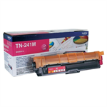 Brother TN241M LED Toner Cartridge magenta 1400 pages