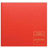 COLLINSC CATHEDRAL ANALYSIS BK 96P RED 150/32.1
