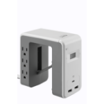 APC PE6U21W power distribution unit (PDU) White 6 AC outlet(s)