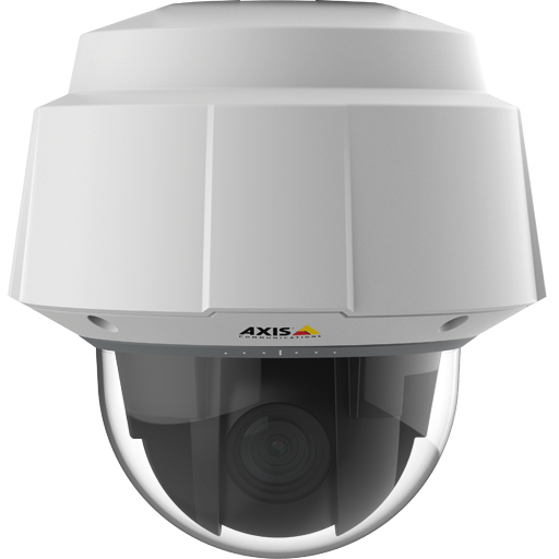 Axis Q6054-E 50HZ IP security camera Indoor & outdoor Dome White