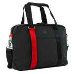 """Acme Made AM20111-HT notebook case 38.1 cm (15"""") Briefcase Black, Red"""