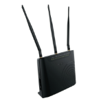 D-Link DSL-2877AL wireless router