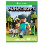 Microsoft Minecraft, Xbox One video game
